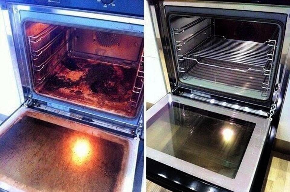 Cum să-ți cureți cuptorul prin metode naturale și să arate ca nou