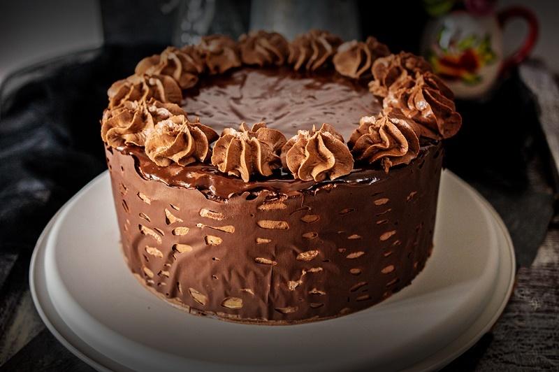Cel mai bun tort de ciocolata – Tort cu ciocolata