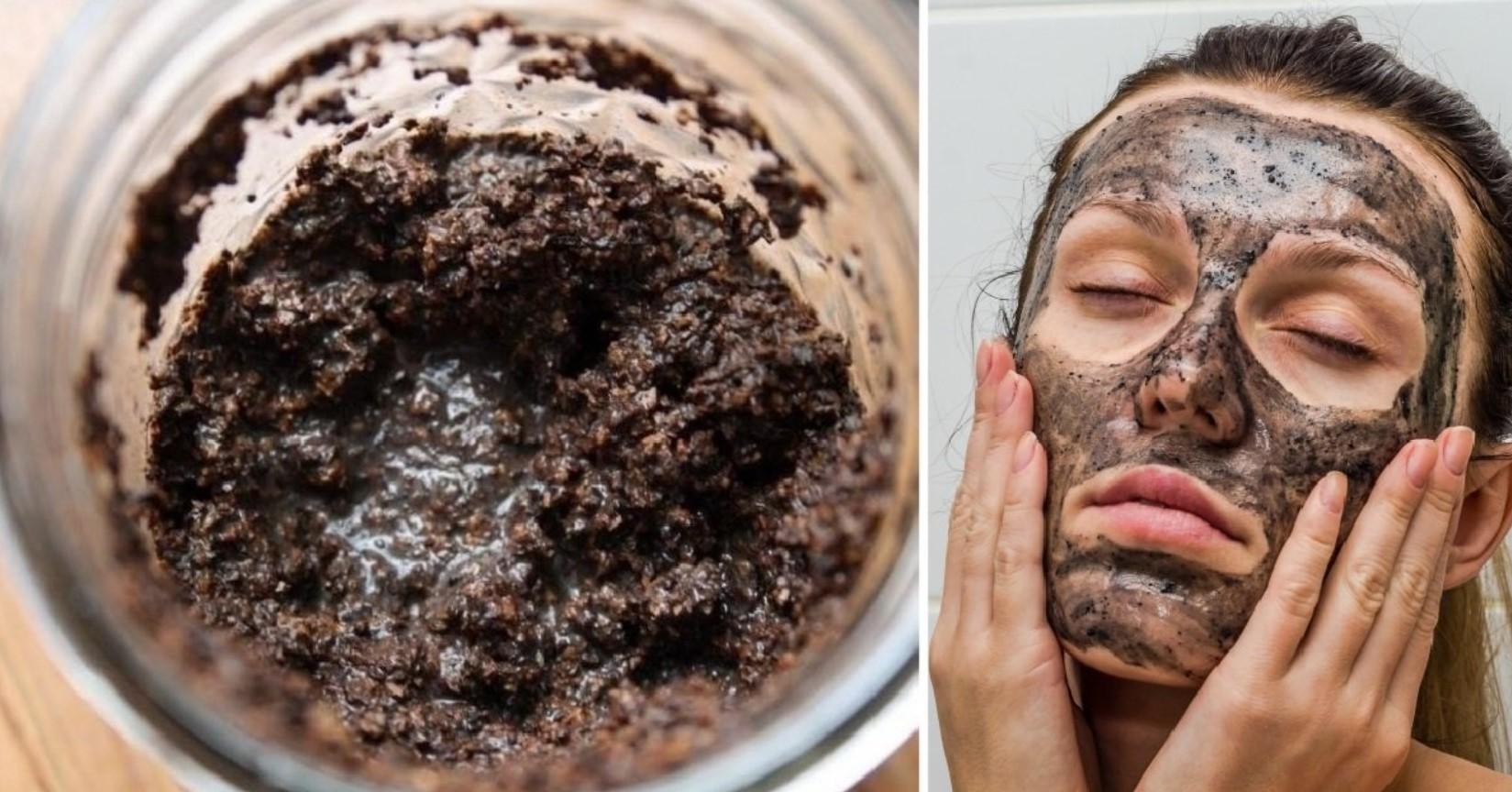 Masca cu cafea îți sterge anii de pe chip – Cum se prepară și cum se aplică