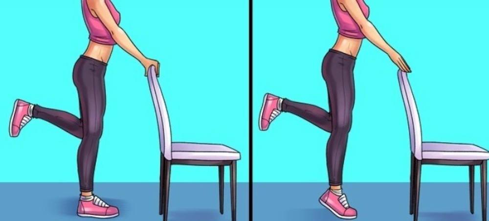 ridicari pe vârfuri exercitii picioare