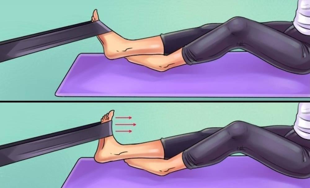antrenament rezistenta exercitiu picioare