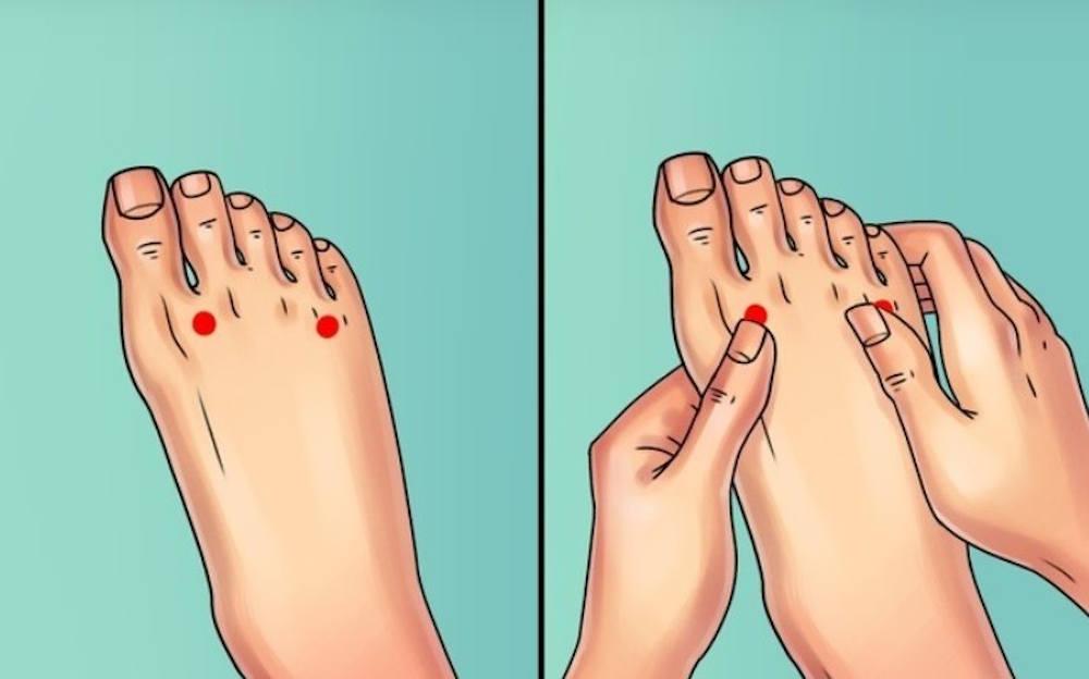 masaj picioare relaxare
