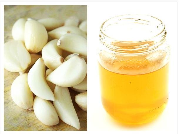 """Sirop de usturoi cu miere """"penicilina rusească"""""""